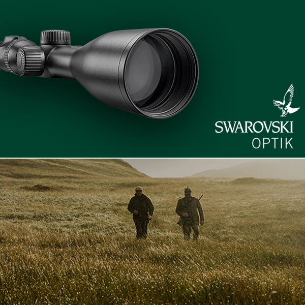 Swarovski Optik - Riflescopes and Hunting Scopes South Africa