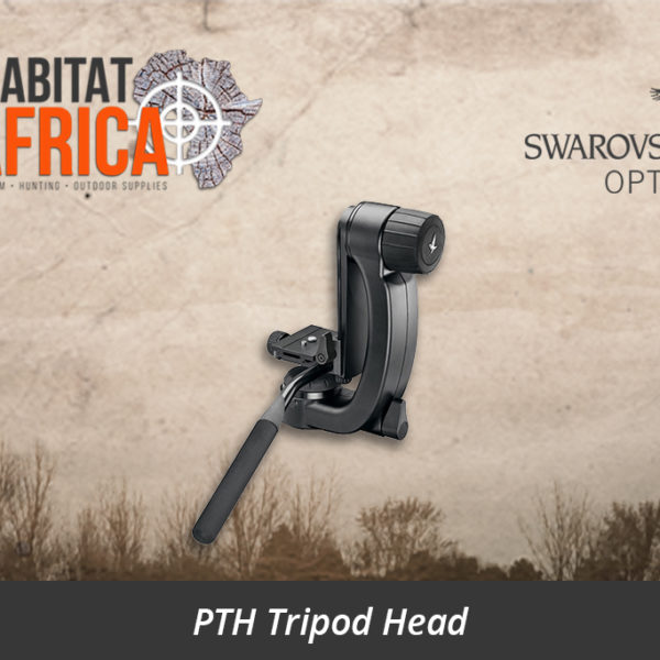 Swarovski PTH Tripod Head - Habitat Africa | Gun Shop | South Africa