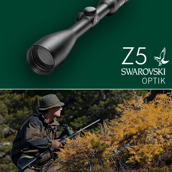 Swarovski Z5 Riflescopes