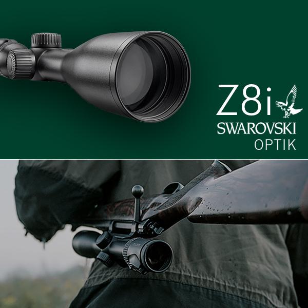 Swarovski Z8i Riflescopes