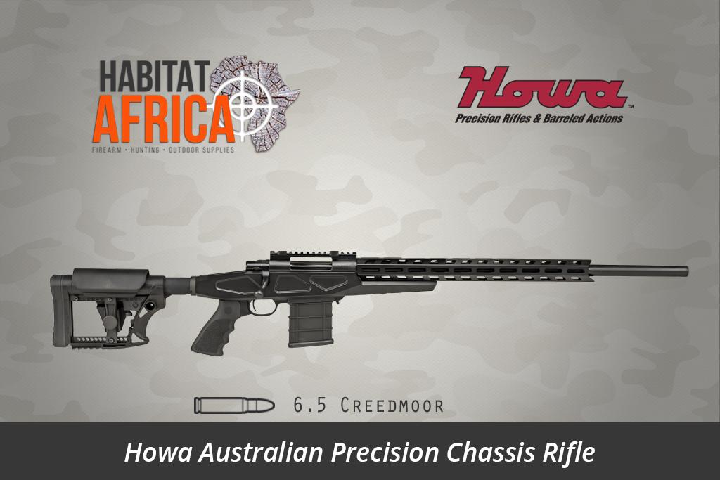 Howa APC Chassis Rifle 6 5 Creedmoor