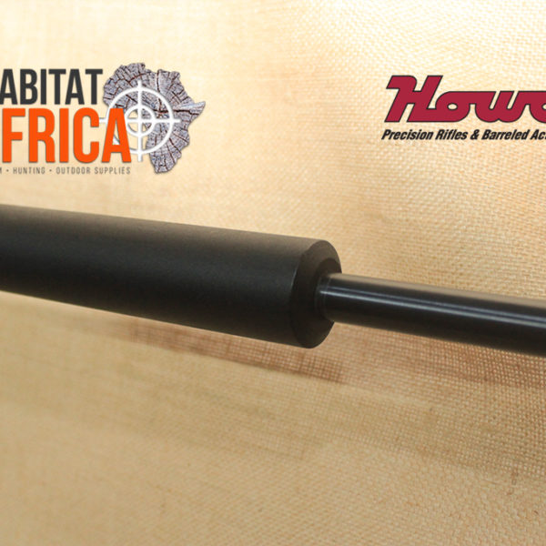 Howa Bush Hunter Thumbhole Nutmeg Laminate Rifle Silencer - Habitat Africa | Gun Shop | South Africa