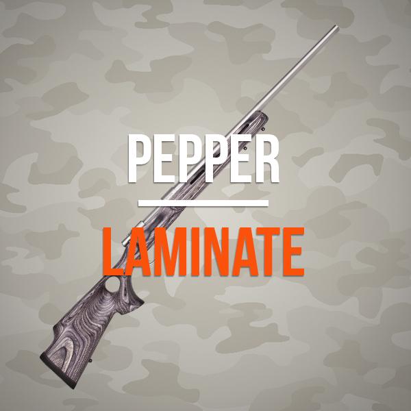 Howa Thumbhole Varmint Pepper