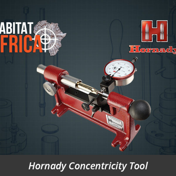 Hornady Concentricity Tool - Habitat Africa | Gun Shop | South Africa