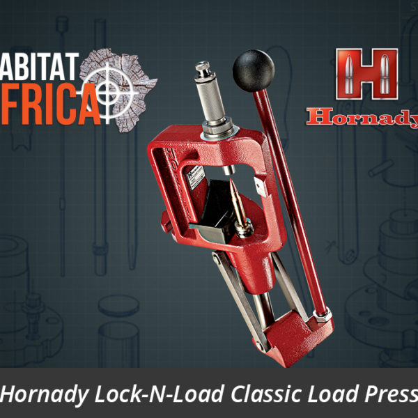Hornady Lock-N-Load Classic Load Press - Habitat Africa | Gun Shop | South Africa