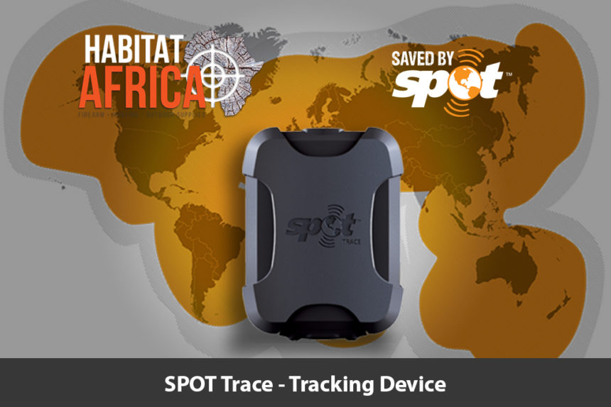 Spot Trace Theft Alert Tracking Device - Habitat Africa | South Africa
