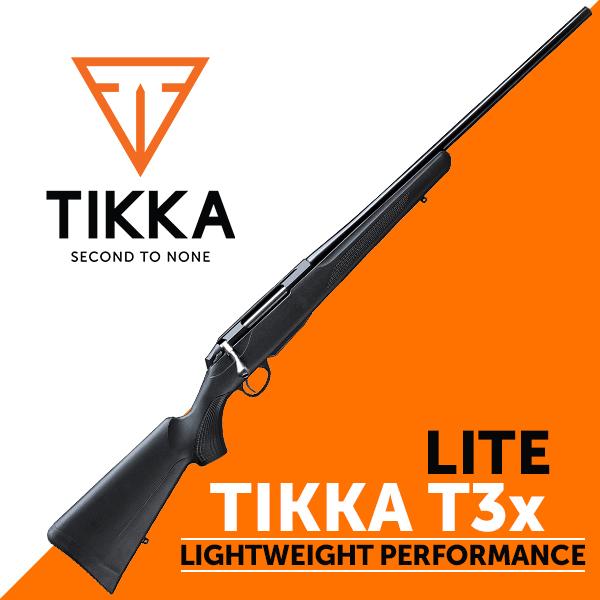 Tikka T3x Lite