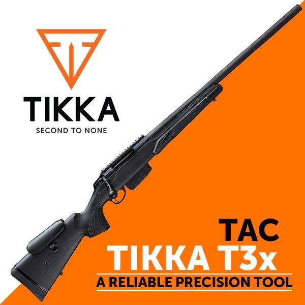 Tikka T3x TAC