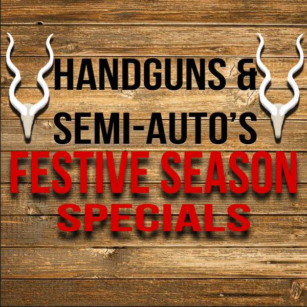 Handguns & Semi-Auto's