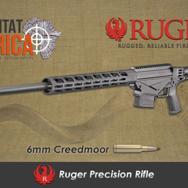 Ruger Precision Rifle 6 Creedmoor Habitat Africa 3