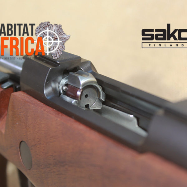 Sako 85 Hunter 375 H&h Magnum Bolt Action