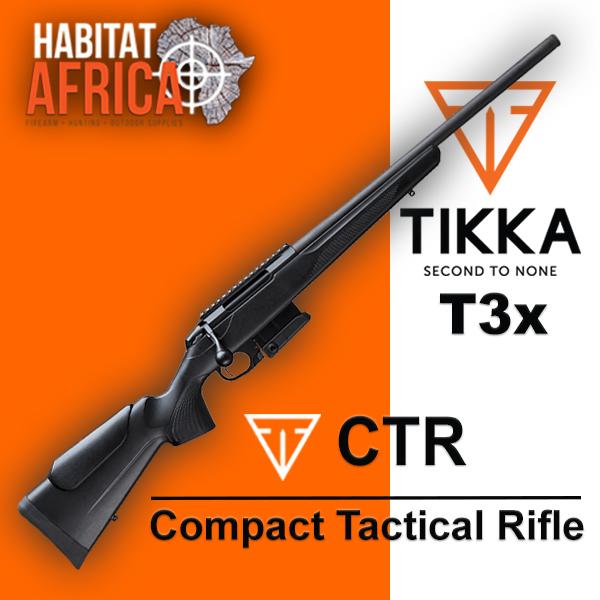 Tikka T3x CTR