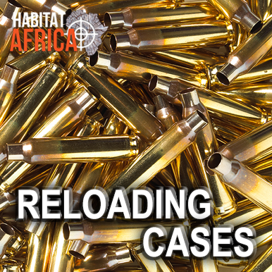 Reloading Brass South Africa