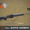 Tikka T3x Super Varmint 6.5 Creedmoor Habitat Africa