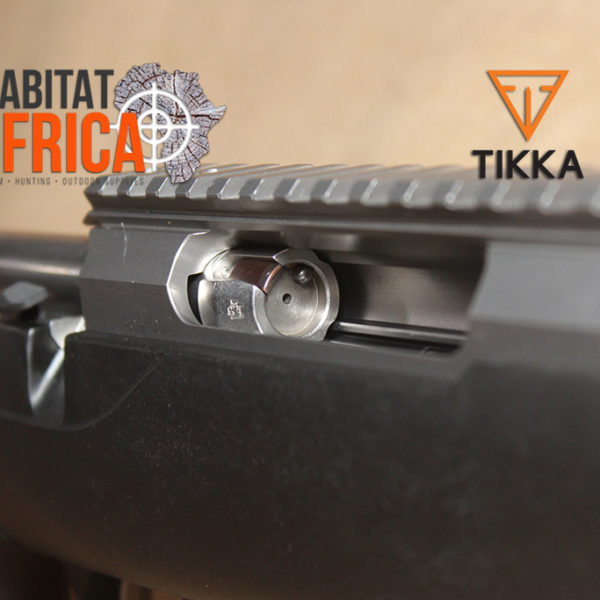 Tikka T3X Super Varmint Ejection Port Habitat Africa