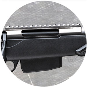 Tikka T3x Redesigned Ejection Port