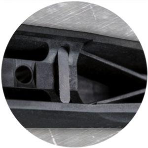 Tikka T3x Steel Recoil Lug