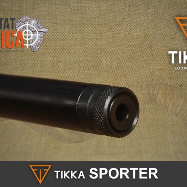 Tikka T3x Sporter Match Crown Habitat Africa