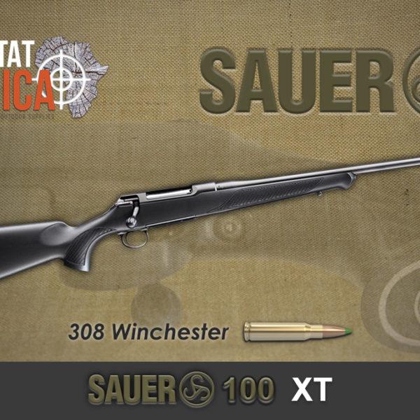 Sauer 100 XT 308 Winchester Habitat Africa