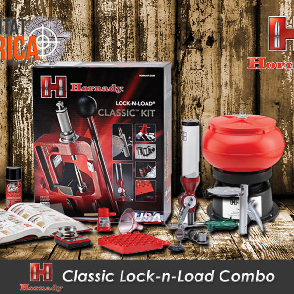 Hornady Bullets, Brass & Reloading Supplies - Habitat Africa | Gun Shop