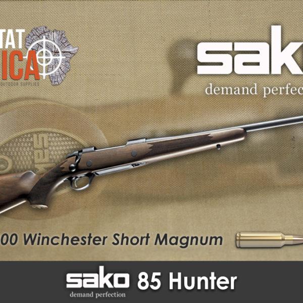 Sako 85 Hunter 300 WSM Habitat Africa