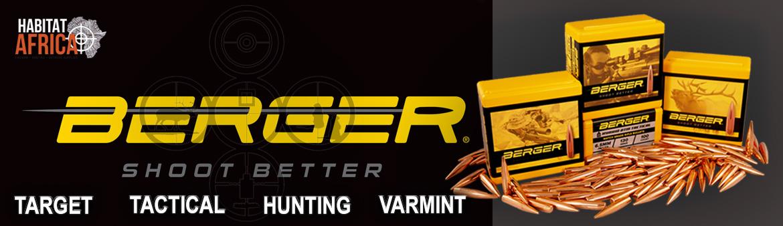 Berger Classic Hunter - Habitat Africa
