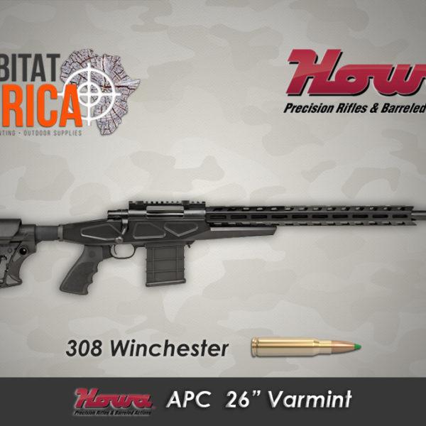 Howa APC 26 inch Varmint 308 Win Habitat Africa