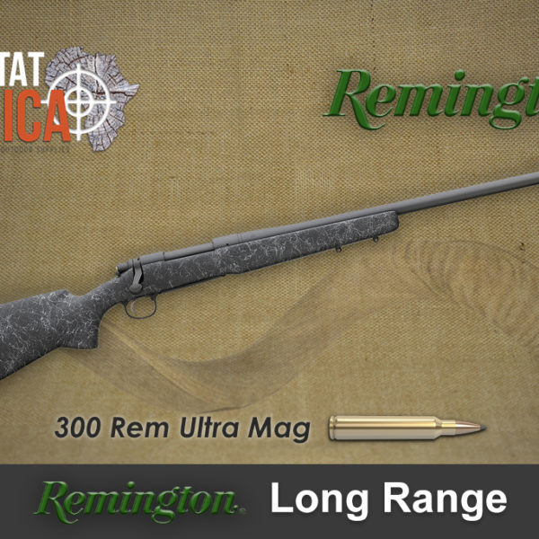 Remington Long Range 300 Rem Ultra Mag Habitat Africa