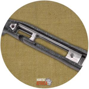 Remington Model 700 Long Range Aluminium Block Habitat Africa
