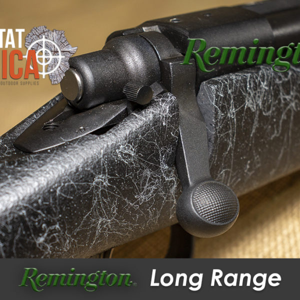 Remington Long Range Bolt Shroud Habitat Africa
