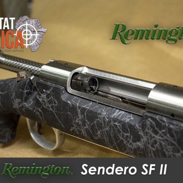 Remington Sendero SF II Bolt Face Habitat Africa