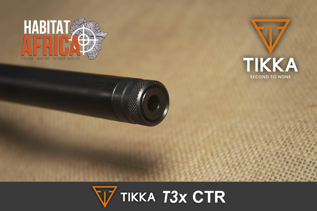 Tikka T3x 308 Winchester 24 Inch CTR (Compact Tactical Rifle)