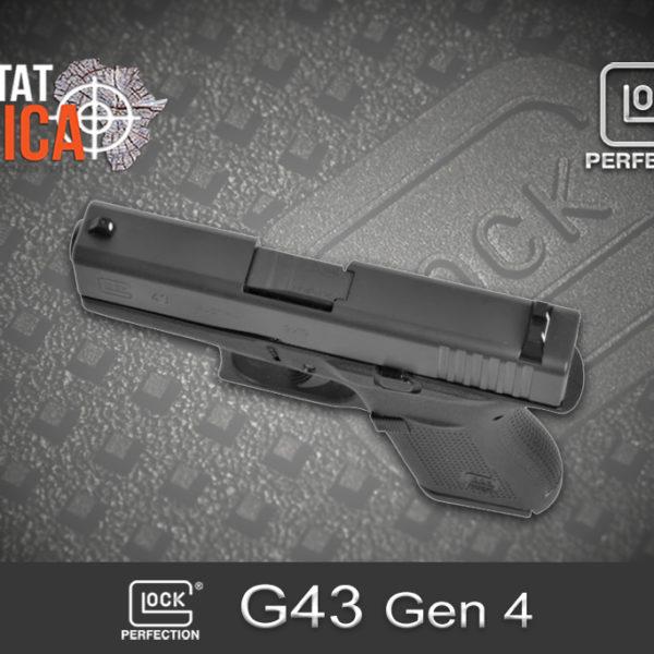 Glock 43 Gen 4 9mm Luger Habitat Africa 6