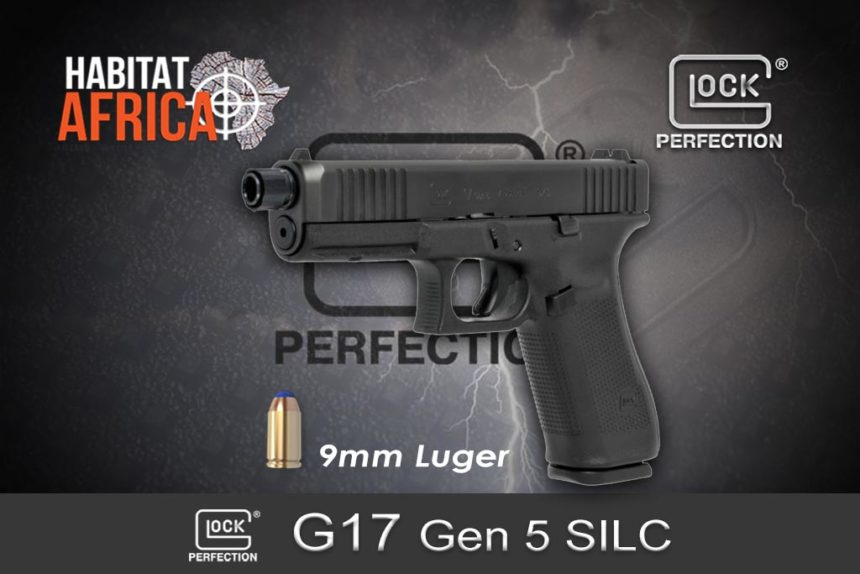 Glock 17 Gen 5 Silc 9mm Luger Habitat Africa 4