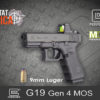 Glock 19 Gen 4 MOS 9mm Luger Habitat Africa 1