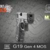 Glock 19 Gen 4 MOS 9mm Luger Habitat Africa 3