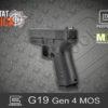Glock 19 Gen 4 MOS 9mm Luger Habitat Africa 4