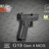 Glock 19 Gen 4 MOS 9mm Luger Habitat Africa 5