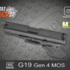 Glock 19 Gen 4 MOS 9mm Luger Habitat Africa 6