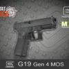 Glock 19 Gen 4 MOS 9mm Luger Habitat Africa 8