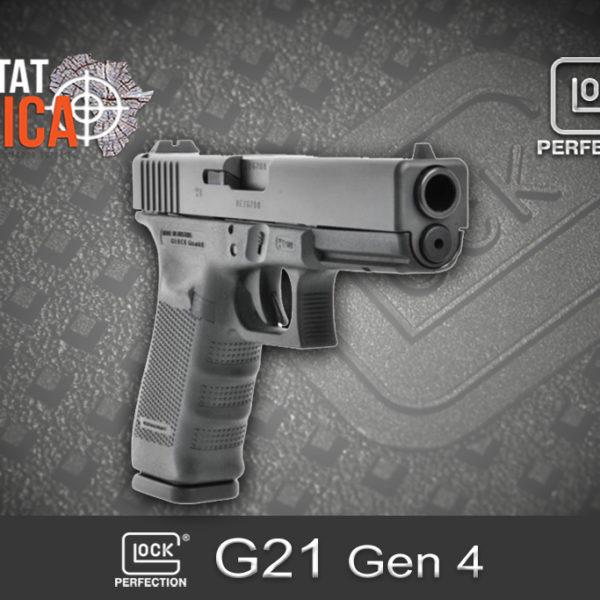 Glock 21 Gen 4 45 ACP Habitat Africa 5