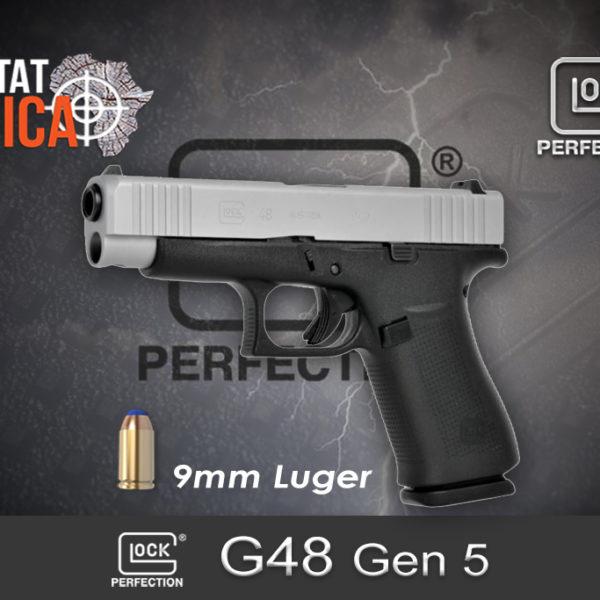 Glock 48 Gen 5 9mm Luger Habitat Africa
