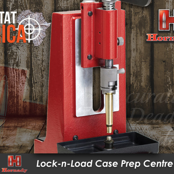 Hornady Lock-n-Load Case Prep Centre Habitat Africa 1