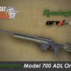 Remington Model 700 ADL Oryx 6.5 Creedmoor ODG 7