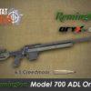 Remington Model 700 ADL Oryx 6.5 Creedmoor ODG m