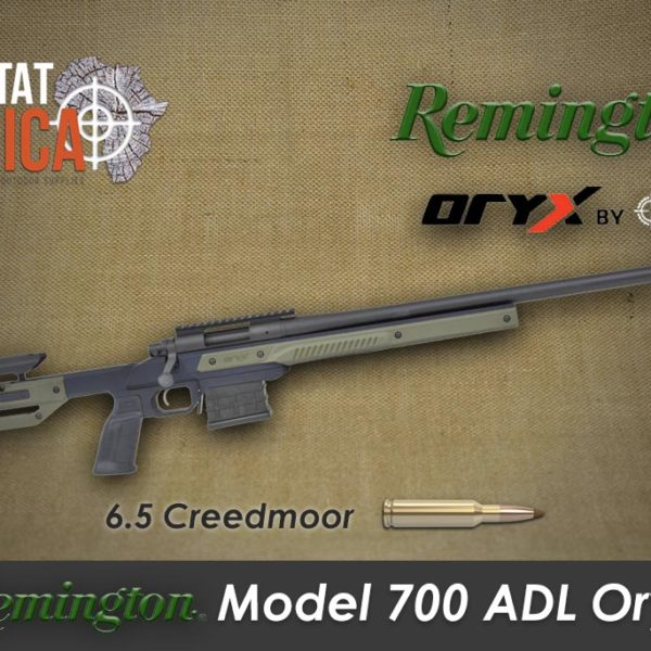 Remington Model 700 ADL Oryx 6.5 Creedmoor ODG m