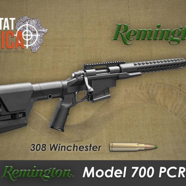 Remington PCR 308 Winchester Habitat Africa