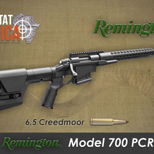 Remington PCR 6.5 Creedmoor Habitat Africa