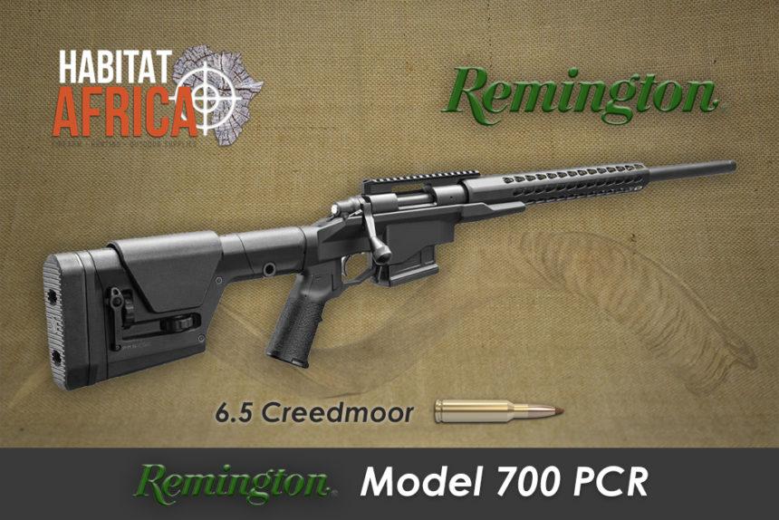 Remington PCR 6.5 Creedmoor Habitat Africa