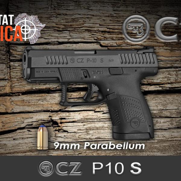 CZ P10 S 9mm Parabellum Habitat Africa